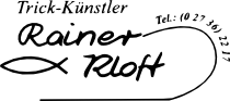 Zauberkünstler Rainer Kloft